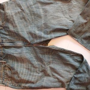 Levi's Jeans - NWT 569 Loose Straight Levi's 40x27 Altered Inseam